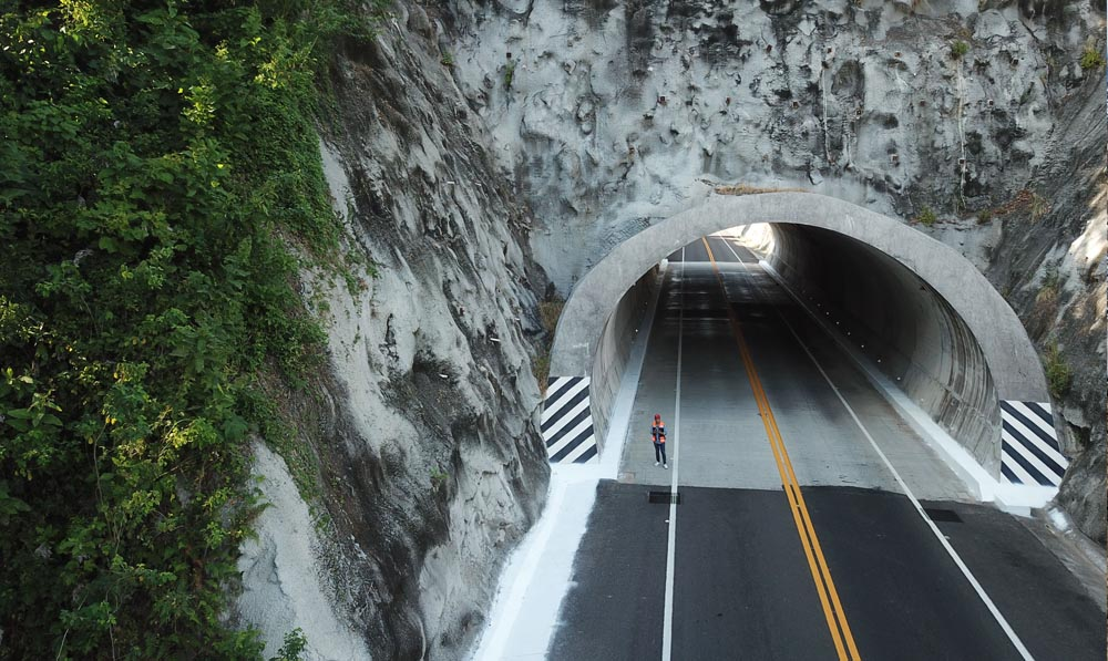 Autopista Tepic - San Blas