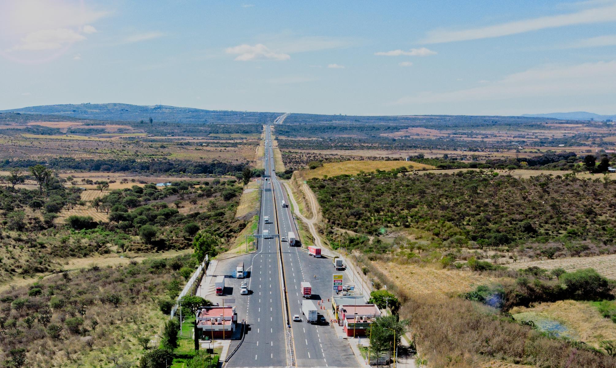 Autopista León - Aguascalientes